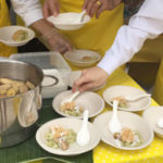 Celebrity Chefs Serve up Free Meals from Discarded food