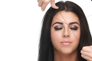 Eco-friendly eyebrows: why waxing is bad for the environment
